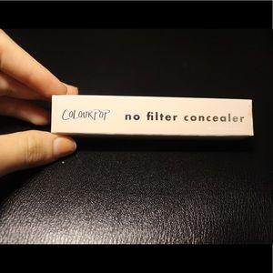 colourpop no filter concealer fair 02